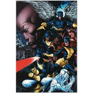 """Marvel Comics """"X-Men: Legacy #208"""" Numbered Limited"""
