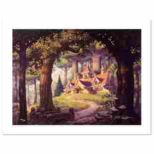 """""""Rivendell"""" Limited Edition Giclee on Canvas by The"""