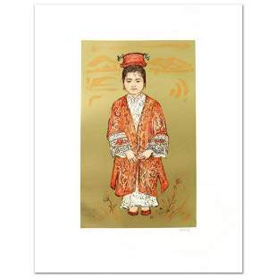 """Sun Ming Tsai of Beijing"" Limited Edition Lithograph"