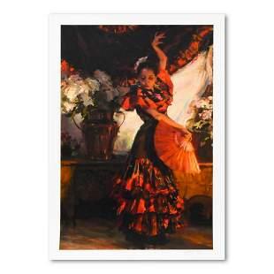 "Dan Gerhartz, ""Viva Flamenco"" Limited Edition, Numbered"