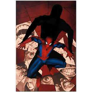 """Marvel Comics """"Fear Itself: Spider-Man #1"""" Numbered"""