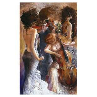 "Lena Sotskova, ""Fantasy"" Hand Signed, Artist"