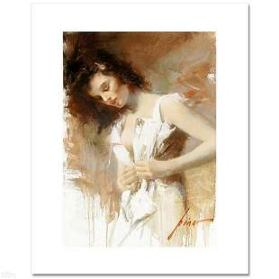 """Pino (1931-2010), """"White Camisole"""" Limited Edition on"""