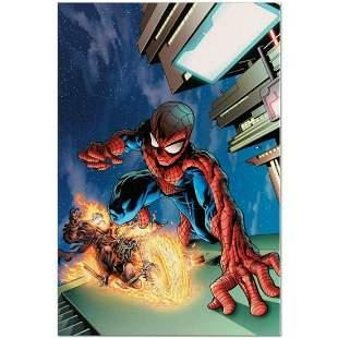 "Marvel Comics ""Timestorm 2009/2099 #4"" Numbered Limited"