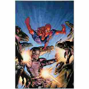 """Marvel Comics """"Heroes For Hire #7"""" Numbered Limited"""