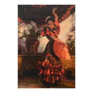 "Dan Gerhartz, ""Viva Flamenco"" Limited Edition on"