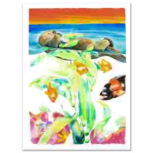 """""""California"""" Limited Edition Giclee on Canvas (29.5"""" x"""