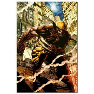 """Marvel Comics """"Wolverine Enemy of the State MGC #20"""""""
