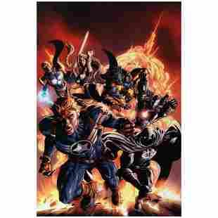 "Marvel Comics ""Secret Avengers #2"" Numbered Limited"