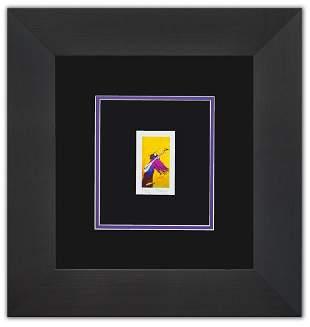 "Peter Max- Original Lithograph ""Hendrix II (Mini)"""