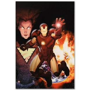 """Marvel Comics """"Iron Age: Alpha #1"""" Numbered Limited"""