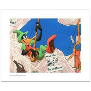 """Robin Hood Daffy"" Limited Edition Giclee from Warner"