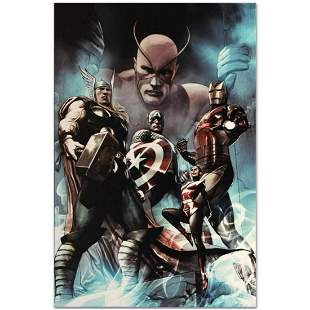 """Marvel Comics """"Hail Hydra #2"""" Numbered Limited Edition"""