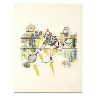 "George Crionas (1925-2004), ""Tennis Bum"" Hand"