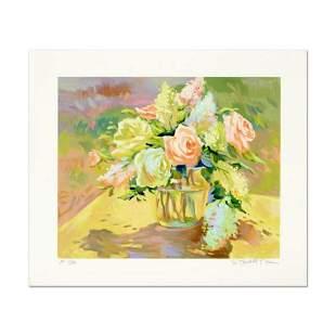 """S. Burkett Kaiser, """"Summer Roses"""" Limited Edition,"""