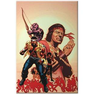 """Marvel Comics """"House of M: Avengers #2"""" Numbered"""