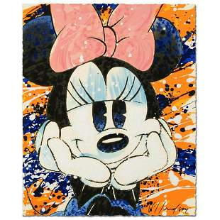 """Happy Daze"" Disney Limited Edition Serigraph by David"