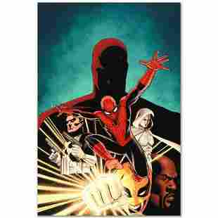 """Marvel Comics """"Shadowland #1"""" Numbered Limited Edition"""