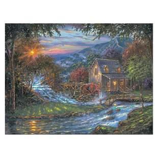 "Robert Finale, ""Change Of Seasons"" Hand Signed, Artist"