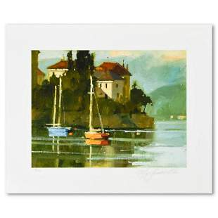 """Marilyn Simandle, """"Varenna"""" Limited Edition, Numbered"""