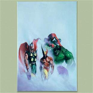 """Marvel Comics """"Secret War VI #1"""" Numbered Limited"""