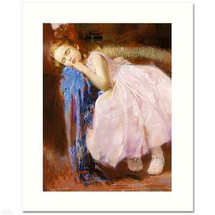 """Pino (1931-2010), """"Party Dreams"""" Limited Edition on"""