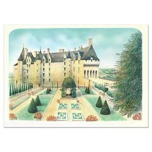 """Rolf Rafflewski, """"Chateau de Langeais"""" Limited Edition"""