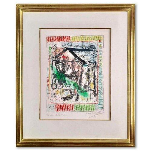 Marc Chagall Lithograph