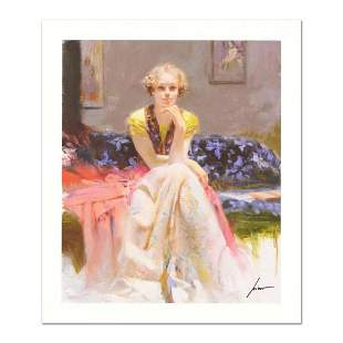 """Pino (1939-2010) """"Enchantment"""" Limited Edition Giclee."""