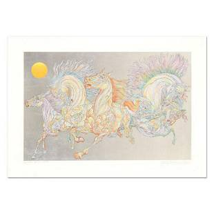 """Guillaume Azoulay, """"Lever De Soleil"""" Limited Edition"""