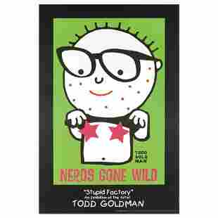 """""""Nerds Gone Wild"""" Collectible Lithograph (24"""" x 36"""") by"""