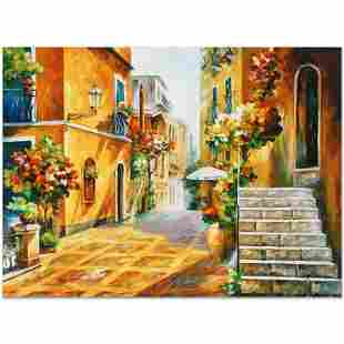 "Leonid Afremov (1955-2019) ""The Sun of Sicily"" Limited"