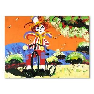 """Paul Blaine Henrie (1932-1999), """"The Swinger"""" Hand"""