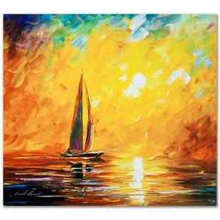 "Leonid Afremov (1955-2019) ""Tuscan Sun"" Limited Edition"