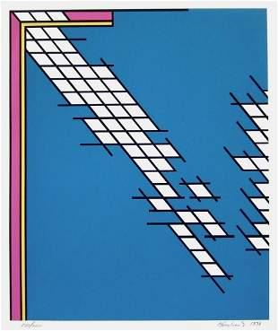 NICHOLAS KRUSHENICK (1929-1999) Original Limited