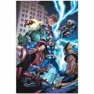 "Marvel Comics ""Marvel Adventures: The Avengers #31"""