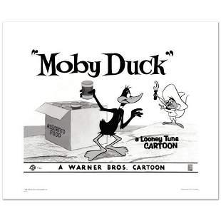 """""""Moby Duck, Daffy Duck & Speedy Gonzales"""" Limited"""