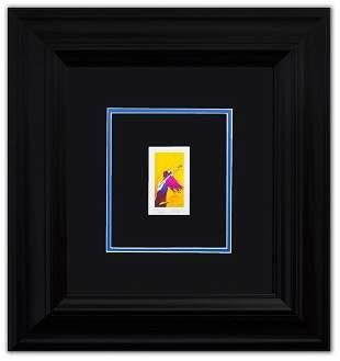 """Peter Max- Original Lithograph """"Hendrik II"""""""