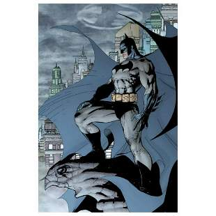 "DC Comics, ""Batman #208"" Numbered Limited Edition"