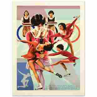 """William Nelson, """"Dorothy Hamill"""" Limited Edition"""