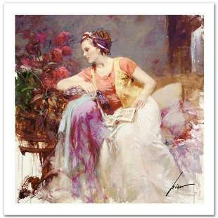 """Pino (1939-2010) """"Serendipity"""" Limited Edition Giclee."""