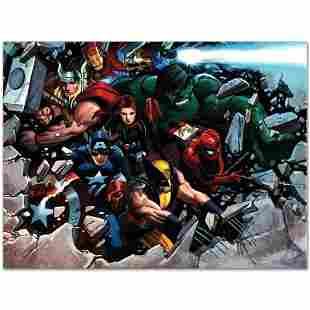 "Marvel Comics ""Son of Marvel: Reading Chronology"""