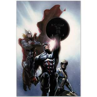 "Marvel Comics ""Secret Invasion #8"" Numbered Limited"