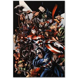 """Marvel Comics """"Avengers Assemble #1"""" Numbered Limited"""