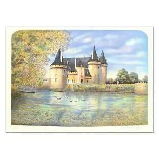 """Rolf Rafflewski, """"Chateau VII"""" Limited Edition"""
