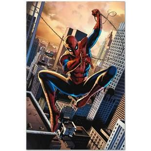 """Marvel Comics """"Secret War #4"""" Numbered Limited Edition"""