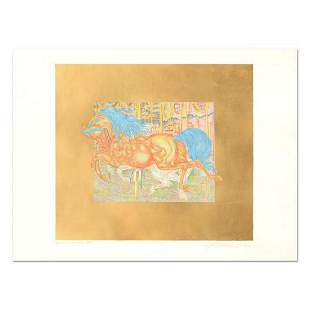 """Guillaume Azoulay, """"Manege"""" Limited Edition Hand"""