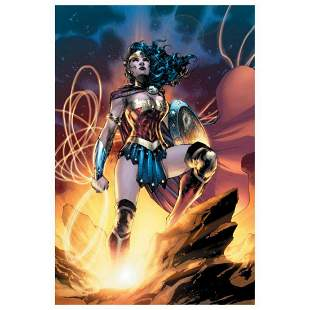 "DC Comics, ""Wonder Woman 75th Anniversary Special #1"""