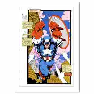 "Marvel Comics, ""Captain America, Sentinel: Uncanny"