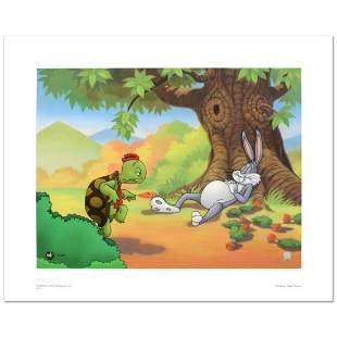"""""""Snooze, You Lose"""" Limited Edition Giclee from Warner"""
